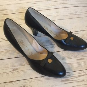 Vintage 50s rockabilly pumps